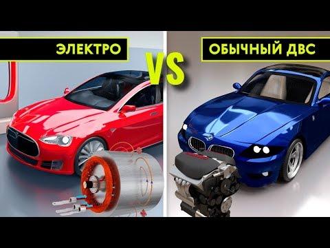 Электромобиль или машина с ДВС: плюсы и минусы