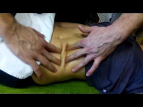 Массаж- набор движений в массаже для коррекции фигуры
