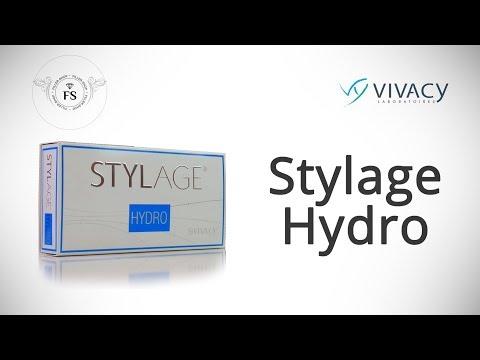 Обзор биоревитализанта Stylage Hydro💉 Препарат против первых признаков старения