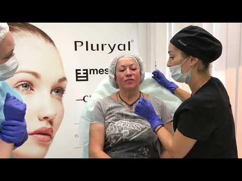 Тренинг по контурной пластике препаратами Pluryal и Pluryal Volume проводит Кристина Комусиди