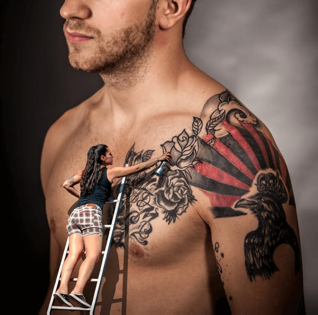 Зачем удалять татуировку
