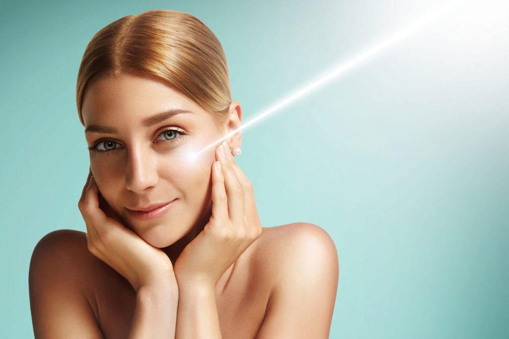 Как воздействует лазер на кожу лица