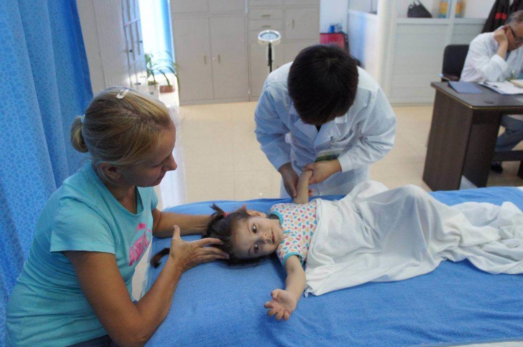 Ботулинотерапия детям