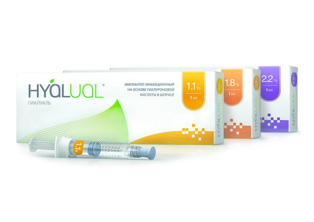 Гиалуаль – один из популярных препаратов