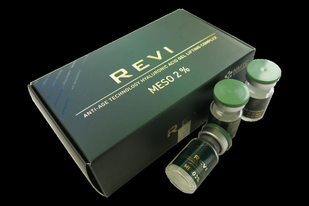 препарат Revi (ГК 1.0%, трегалоза 0.2%)
