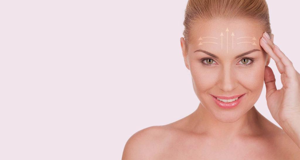 восстановление кожи после ботокса