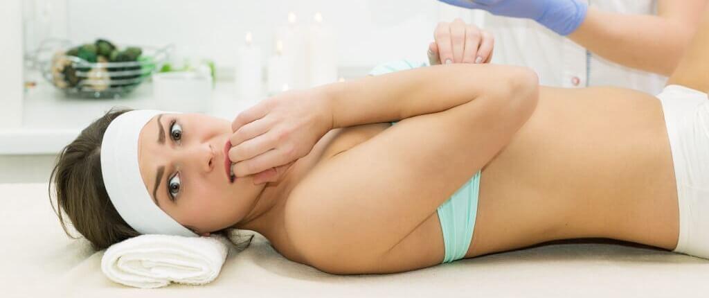 Как облегчить болевые ощущущения во время лазерной эпиляции