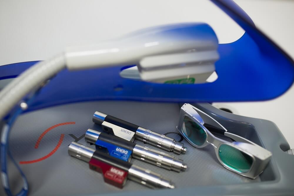 Как используется лазер для удаления сосудов