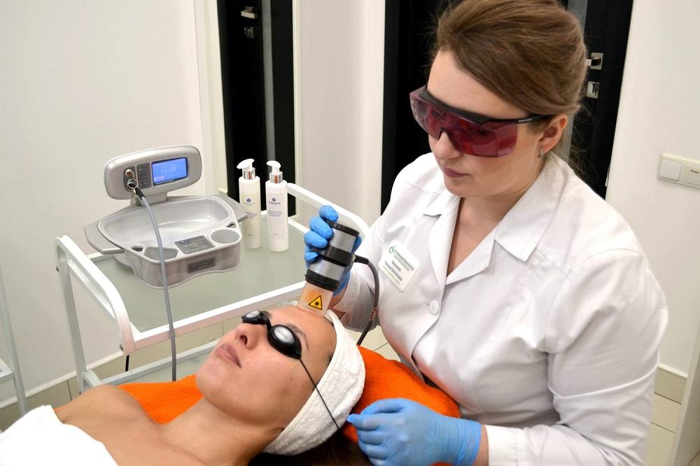 Метод лазерной биоревитализации лица