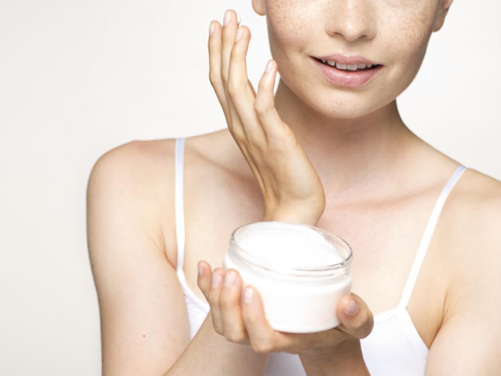 используйте крем с высокой защитой от солнца
