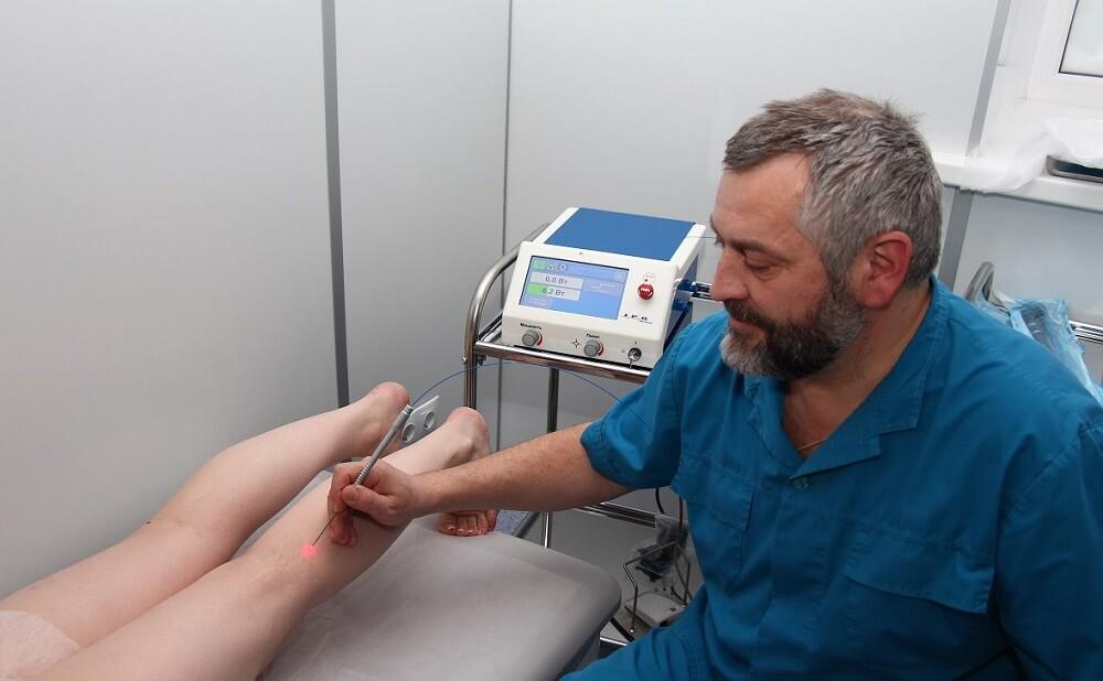 Виды лазерного лечения сосудов