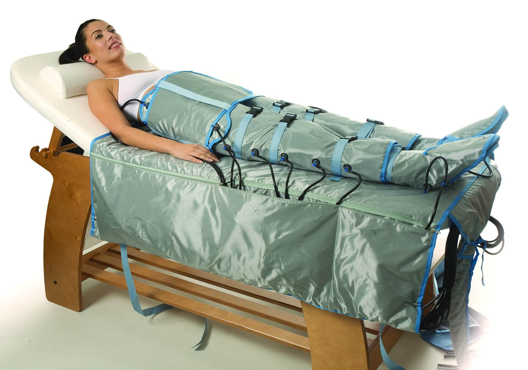 Процедура лимфодренажа