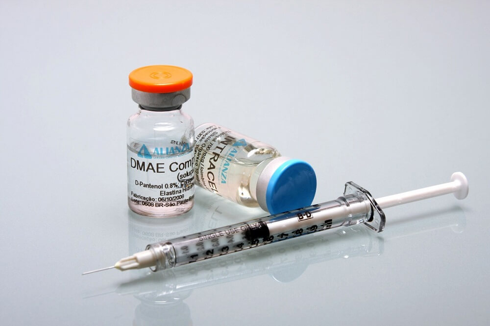 Коктейль для мезотерапии ДМАЕ