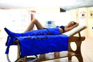 Прессотерапия для коррекции фигуры