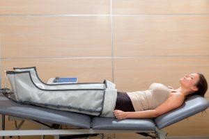 Процедура прессотерапии