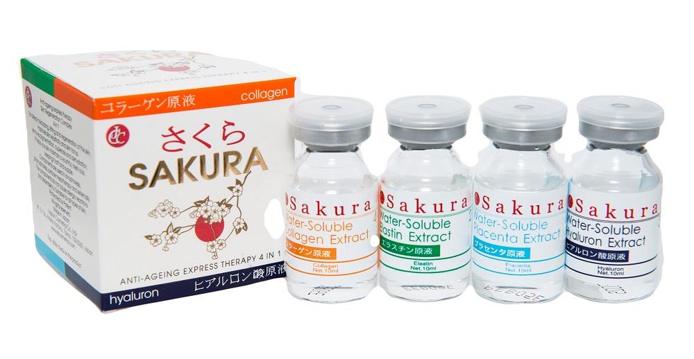 Состав препаратов Sakura, Sakura EJI, Sakura EJI EXTRA