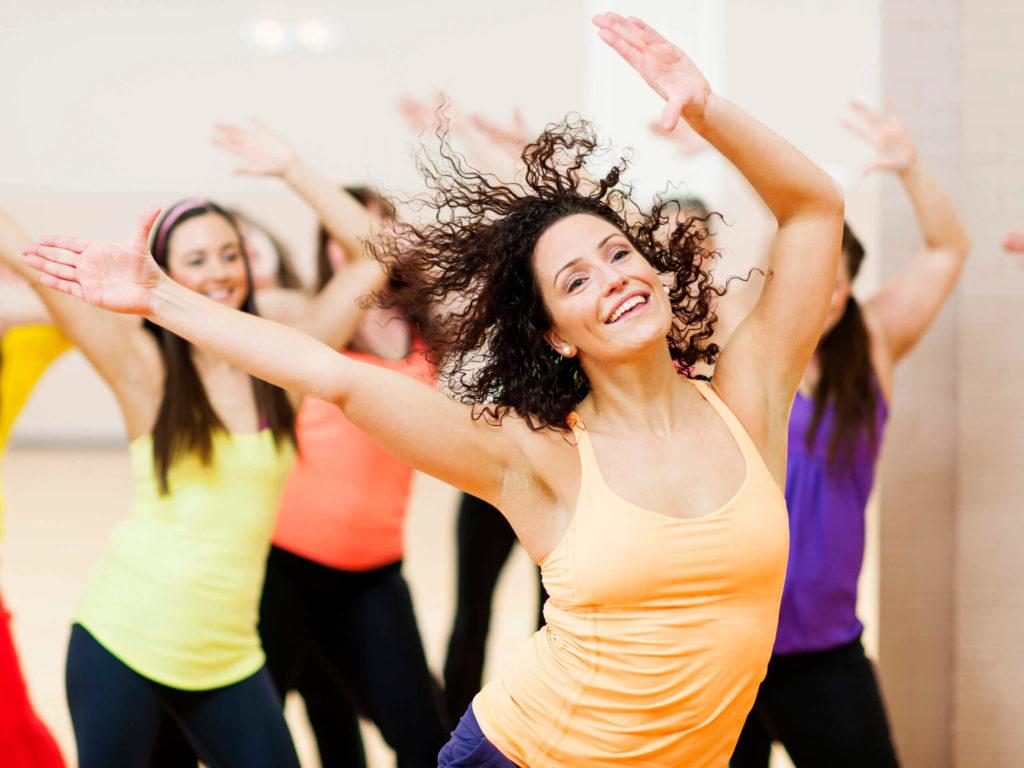 Танцы женские