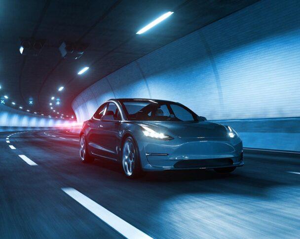Безопасность электромобилей