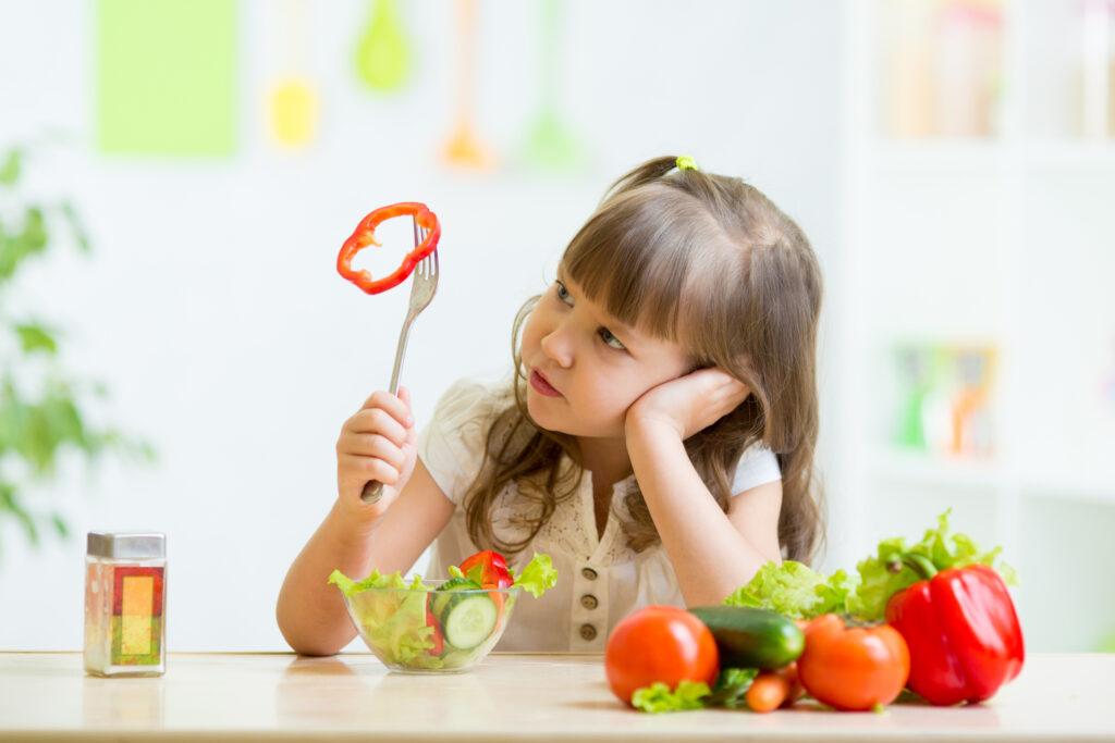 Чем важно правильное питание для ребенка