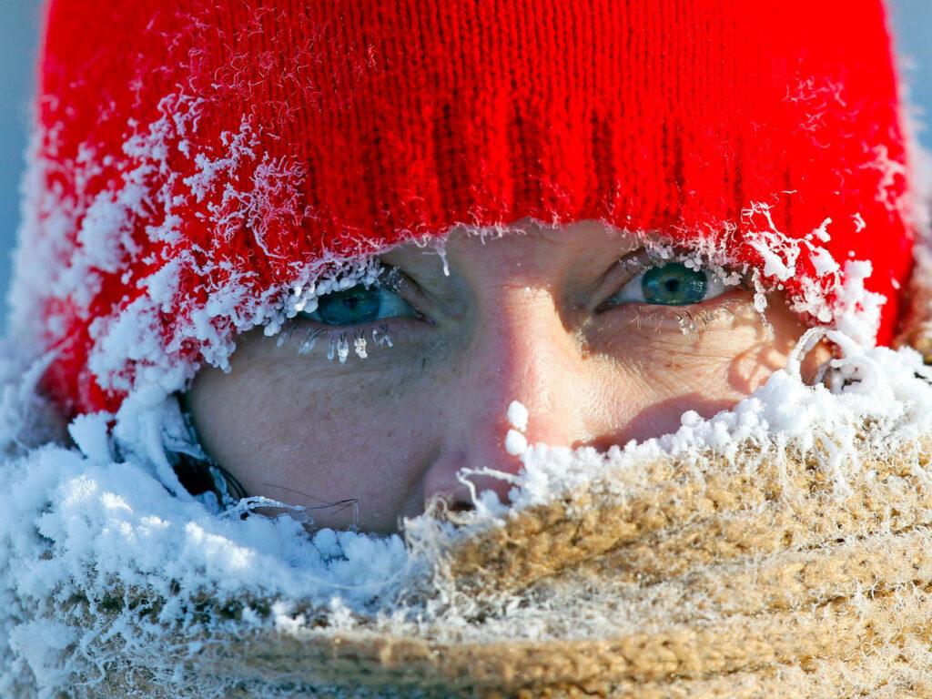 Холодный климат для кожи