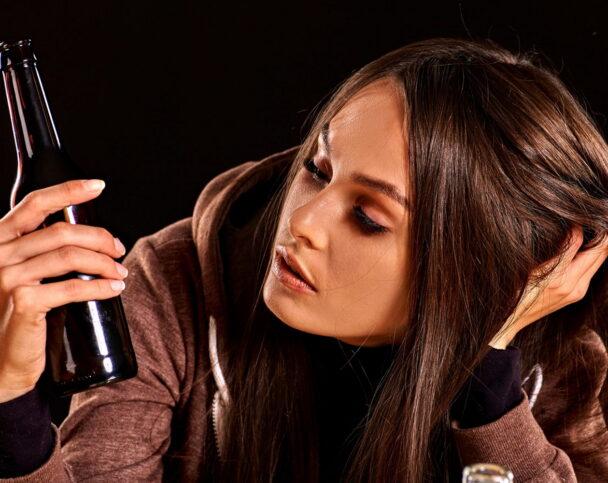 Как на кожу влияет потребление алкоголя