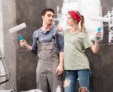 Как сделать ремонт без денег и рабочих