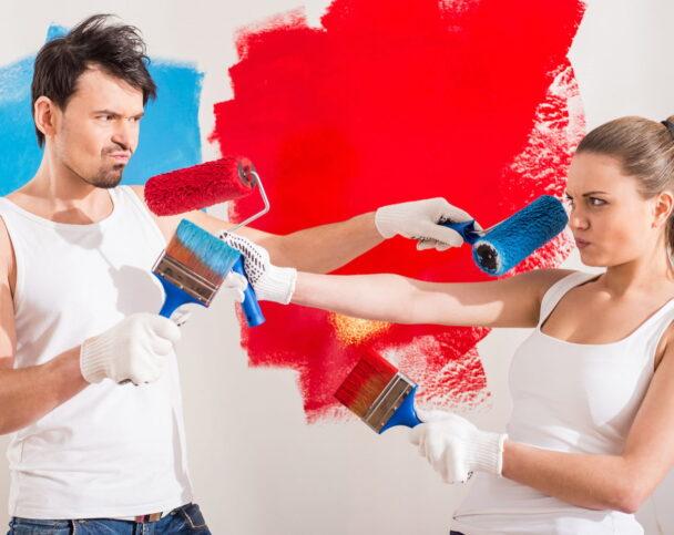 Как сделать ремонт и не развестись