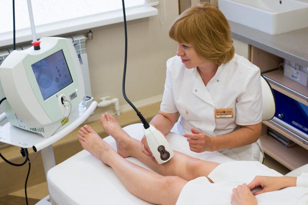 Косметологический лазерный аппарат