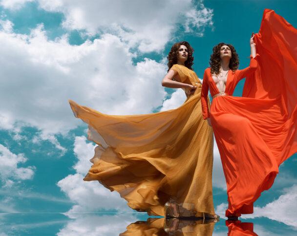 Модные цвета весна-лето 2021