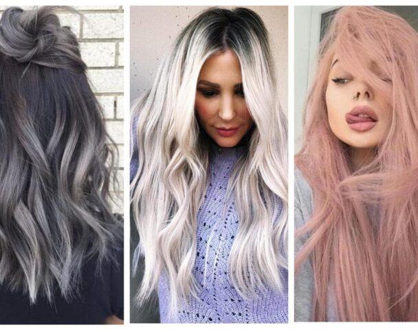 Модные тенденции 2021 года в окрашивании волос разной длины и цвета