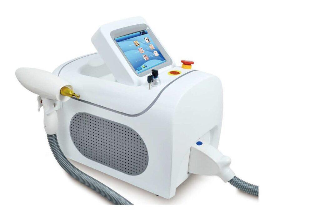 Неодимовый ИАГ лазер