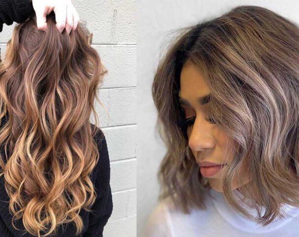 Омолаживающие оттенки волос