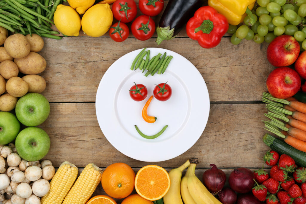 Основные правила здорового питания для детей