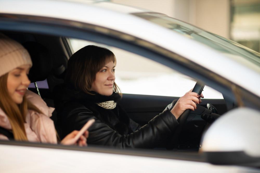 Самые популярные автомобили у женщин