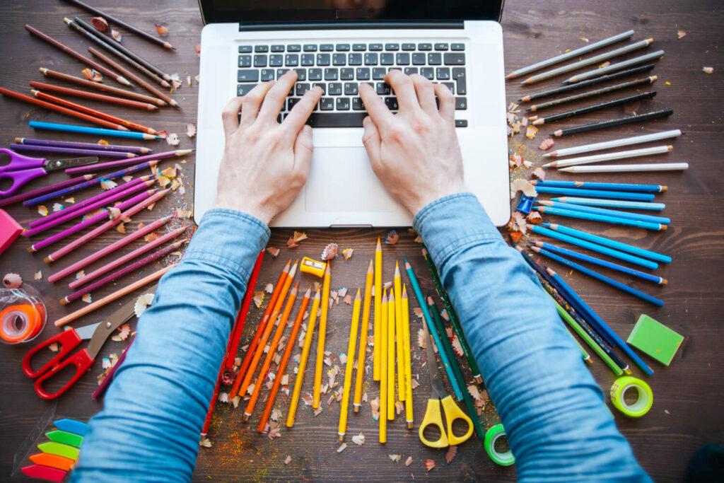 Творческие профессии