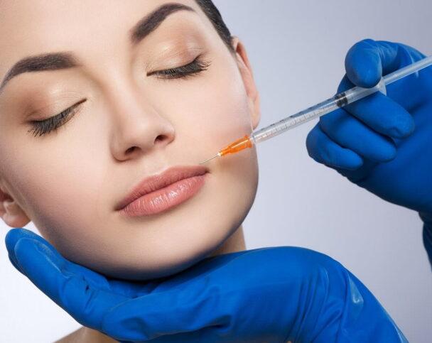 В какие части тела делают инъекции липолитиков