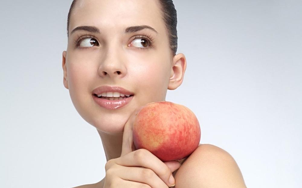 Влияние питания на кожу