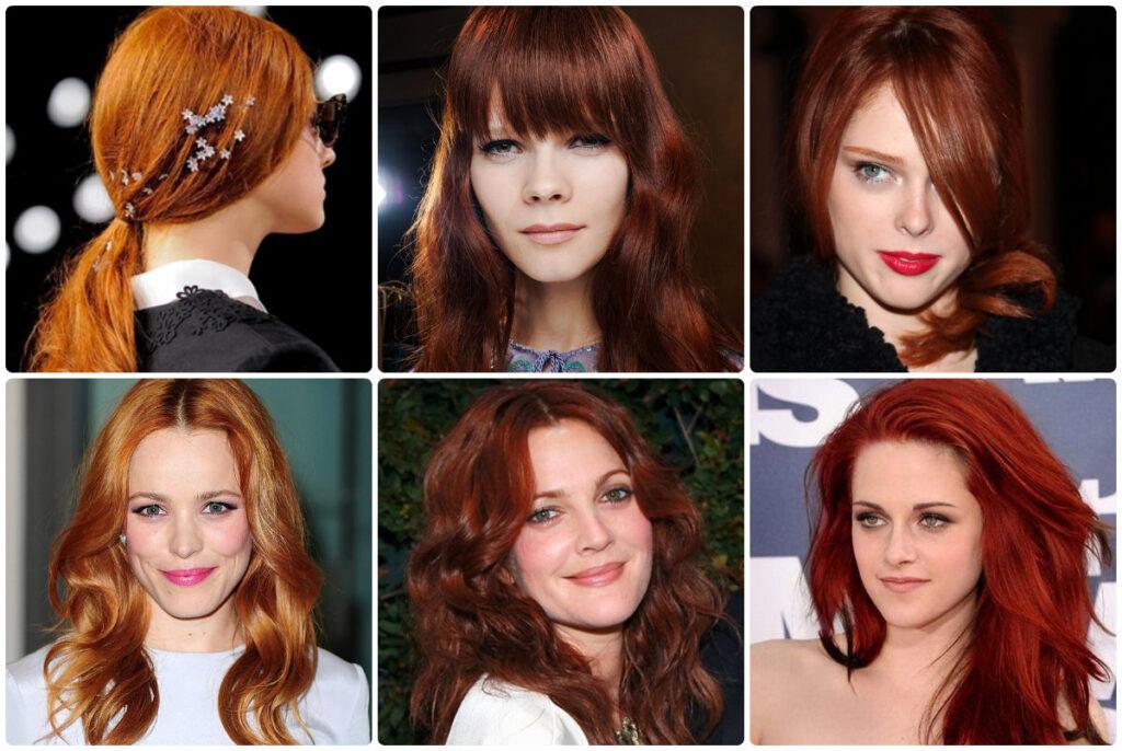 Как найти подходящий цвет волос