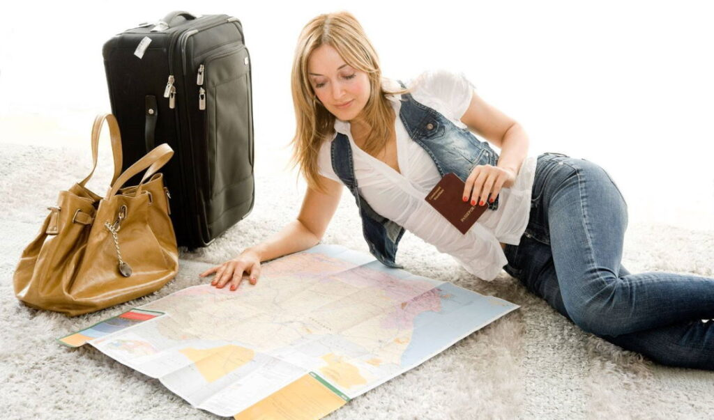 Подготовка к путешествию