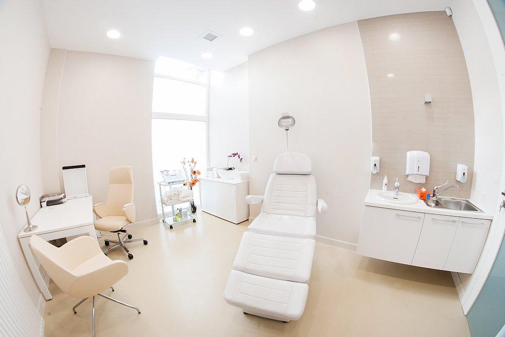 Интерьер косметологического кабинета