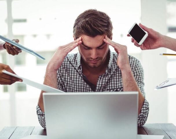 Как избавиться от перегорания на работе