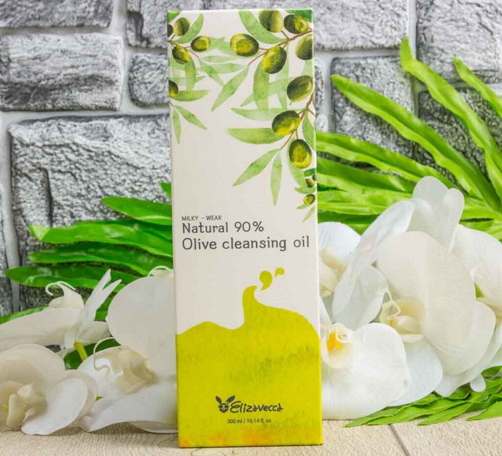 Natural Olive Cleansing Oil